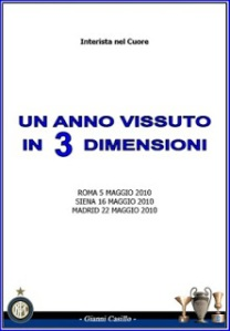 COPERTINA UN ANNO VISSUTO IN 3 DIMENSIONI