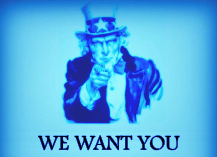 INTERISTA NEL CUORE - WE WANT YOU